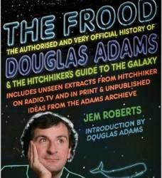 New Doulgas Adams' biography hitting the shelves 25th September